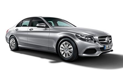 Mercedes-Benz Classe C C200 Exclusive 4 porte