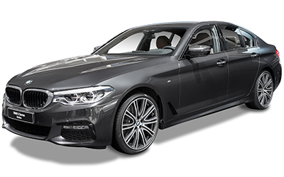 BMW Serie 5 M5 4 porte
