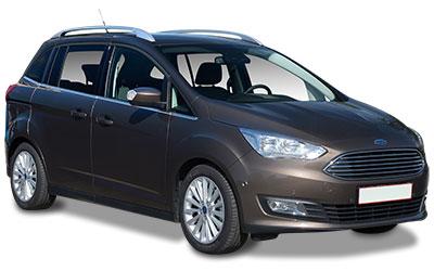 Ford C-Max 7 1.0 EcoBoost 125CV S&S Titanium 5 porte