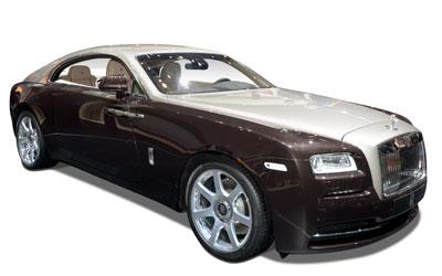 Rolls-Royce Wraith 6.6 V12 auto 2 porte