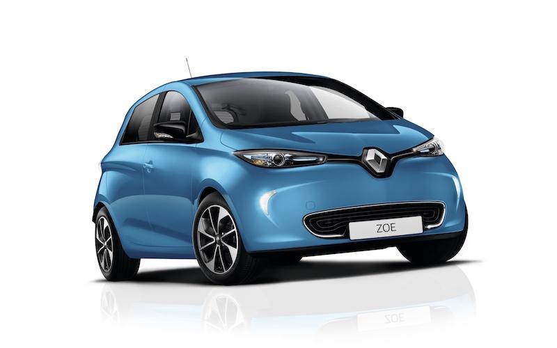 Renault Zoe ZOE Life Q90 Flex 5 porte
