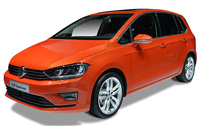 Volkswagen Golf Sportsvan 1.6 TDI Trendline 66kW BMT 5 porte