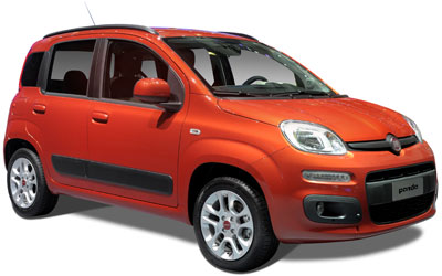 FIAT Panda 0.9 TwinAir Turbo Natural Power Easy 5 porte
