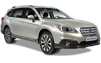 Subaru Outback 2.5i-S Lineartronic Unlimited 5 porte