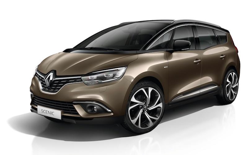 Renault Nuova Grand Scenic 1.3 Tce 140cv Energy Bose 5 porte