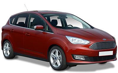 Ford C-Max 1.6 Benzina/GPL 120CV Titanium 5 porte