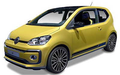 Volkswagen up! 1.0 50kW eco up! high up! BMT 3 porte