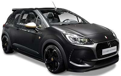 DS DS 3 Performance Black Special 2 porte