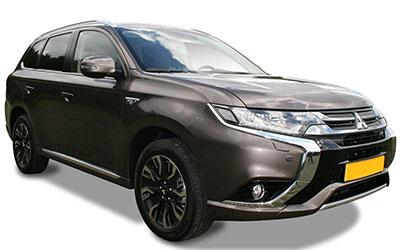 Mitsubishi Outlander 2.0 4WD INTENSE CVT 5 porte