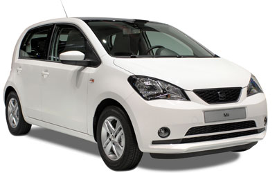 SEAT Mii 1.0 50kW Ecofuel Style 5 porte