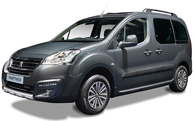 Peugeot Partner Tepee 1.6 BlueHDi 100cv Active ETG6 S/S 5 porte