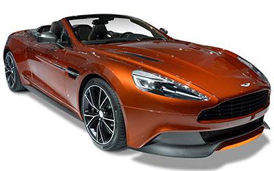 Aston Martin Vanquish 6.0 S Volante Touchtronic III 2 porte