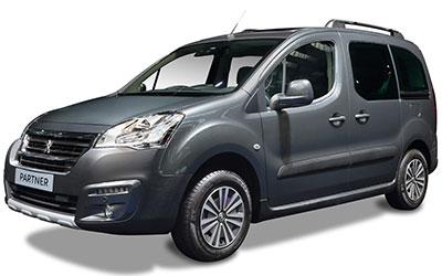 Peugeot Partner Tepee BlueHDi 100 Active Traction Control Plus 5 porte