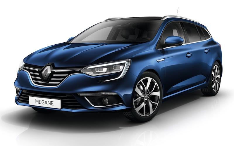 Renault Nuova Mégane Sporter 1.2 TCE 97KW INTENS EDC 5 porte