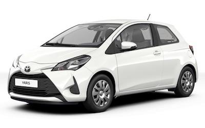 Toyota Yaris 1.0 Cool 3 porte