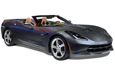 Chevrolet Corvette Stingray 6.2 AT8 Cabriolet 3LT 2 porte