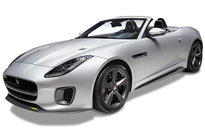 Jaguar F-Type 3.0 V6 280kW auto convertibile 2 porte