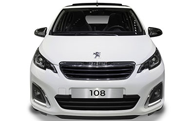Peugeot 108 Active VTi 68cv 3 porte