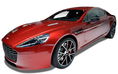 Aston Martin Rapide 6.0 S Shadow Edition 5 porte