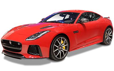 Jaguar F-Type 5.0 V8 SVR auto AWD coupé 3 porte