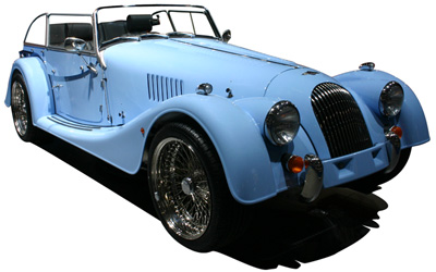 Morgan Plus 4 2.0 2posti 2 porte
