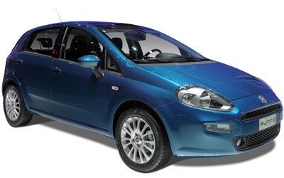 FIAT Punto 1.4 Natural Power Street 70cv EU6 5 porte