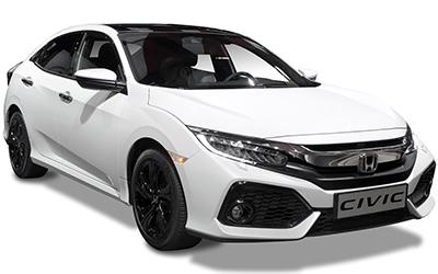 Honda Civic 1.0 T-VTEC Elegance Navi 5 porte