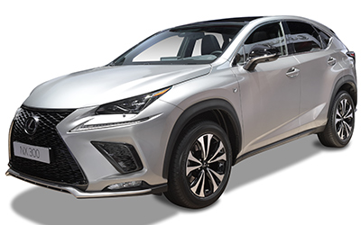 Lexus NX Hybrid Luxury 4WD 5 porte
