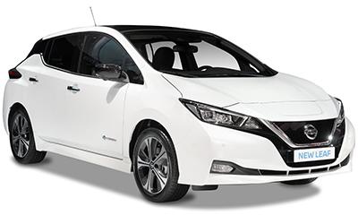 Nissan Leaf Visia Plus 40KWh 5 porte