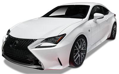 Lexus RC 5.0 v8 F Carbon 2 porte