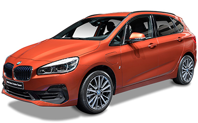 BMW Serie 2 Active Tourer 216d Advantage 5 porte