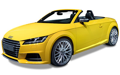 Audi TT 2.0 TFSI quattro S tronic S line 2 porte