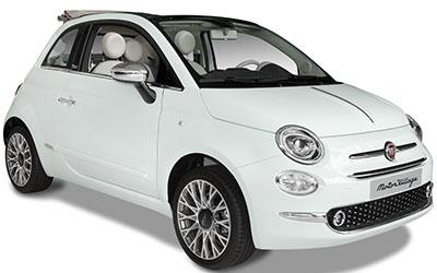 FIAT 500C 1.2 69cv 60mo 2 porte