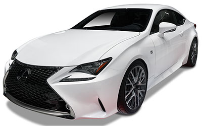 Lexus RC 5.0 V8 F Luxury 2 porte
