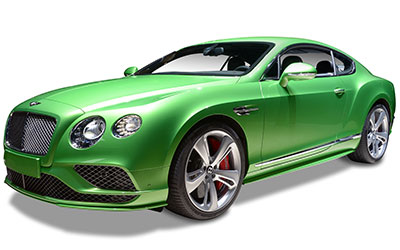 Bentley Continental GT 6.0 4X4 2 porte