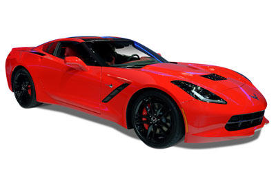 Chevrolet Corvette Z06 6.2 AT8 Coupe 3LZ 3 porte