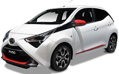 Toyota Aygo 1.0 VVT-i x-play MMT 5 porte