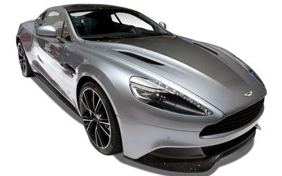 Aston Martin Vanquish 6.0 S Coupé Touchtronic III 2 porte