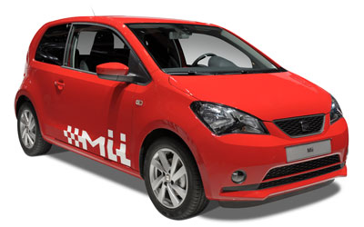SEAT Mii 1.0 50kW Ecofuel Chic 3 porte