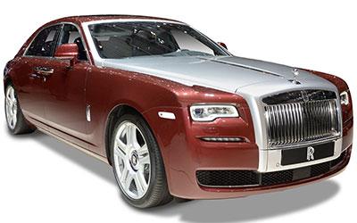 Rolls-Royce Ghost 6.6 V12 auto EWB 4 porte