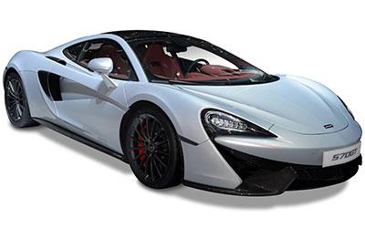 McLaren 570GT 3.8 V8 Coupe 3 porte
