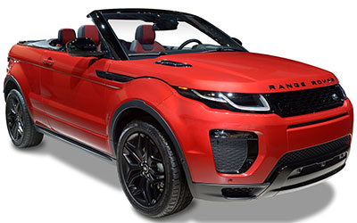 Land Rover Range Rover Evoque Convertibile 2.0 TD4 180cv SE Dynamic 4x4 aut. 2 porte