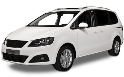 SEAT Alhambra 2.0 TDI CR 135KW ADVANCE DSG 4DRIVE 5 porte