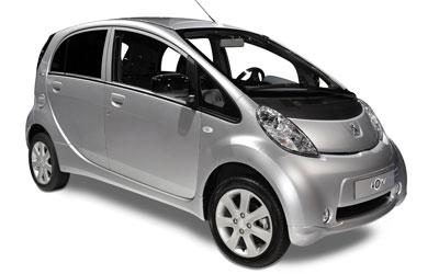 Peugeot iOn Active 5 porte