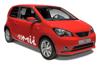 SEAT Mii 1.0 50kW Ecofuel Cosmopolitan Violetto 3 porte
