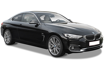 BMW Serie 4 430d Luxury aut. 2 porte