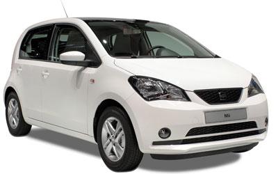 SEAT Mii 1.0 50kW Ecofuel Cosmopolitan Violetto 5 porte