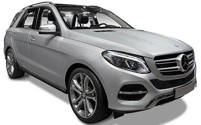 Mercedes-Benz GLE SUV GLE 500 4MATIC 5 drzwi
