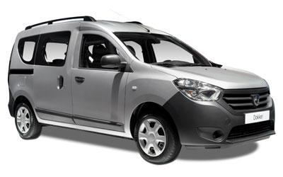Dacia Dokker 1.6 SCe Laureate 5 drzwi