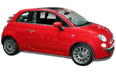 Fiat 500 0.9 SGE S&S Lounge 105KM 2 drzwi